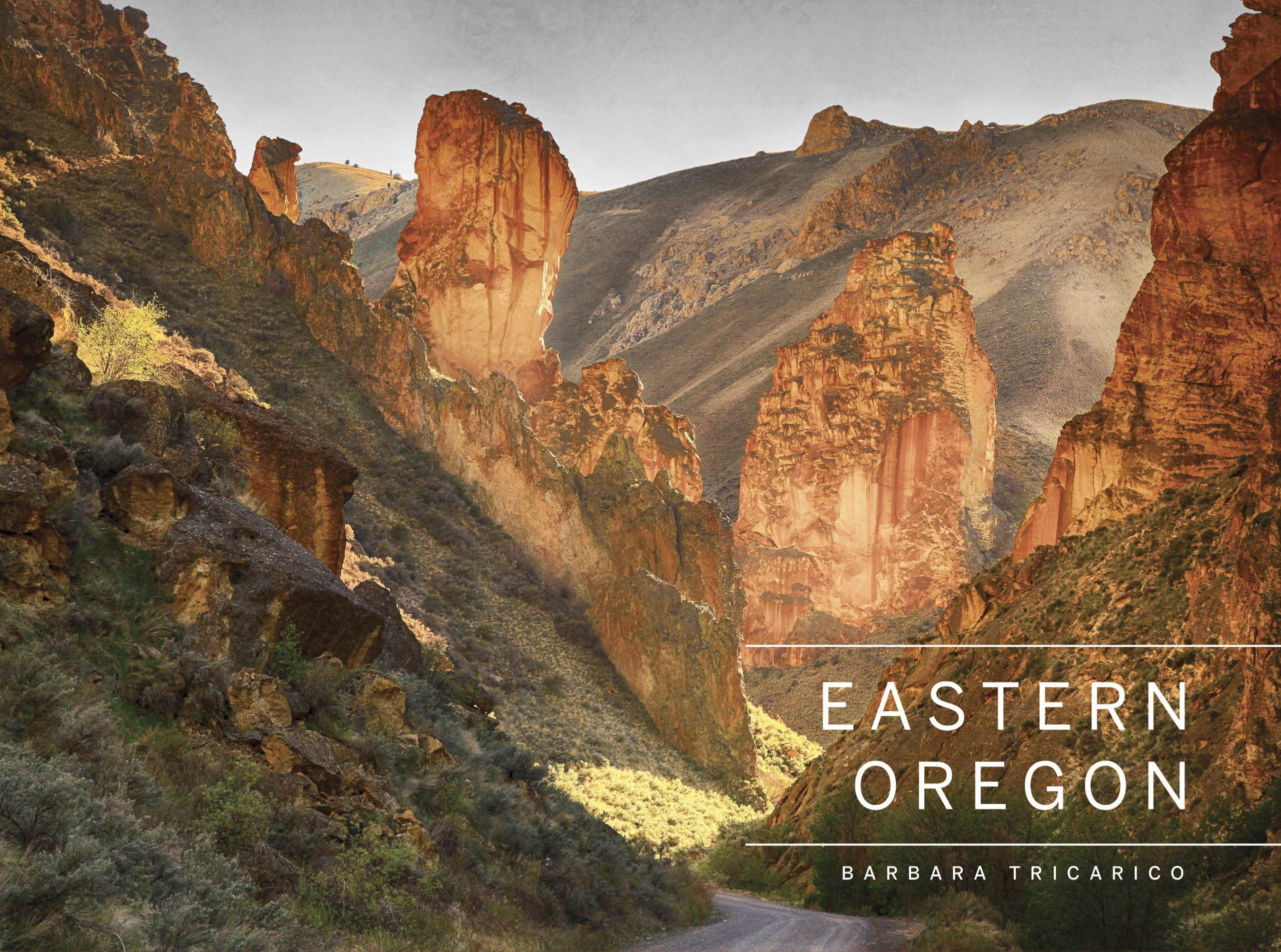 Eastern Oregon by Barbara Tricarico